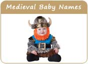 Medieval Baby Names