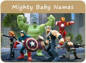 Mighty Baby Names