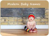 Modern Baby Names