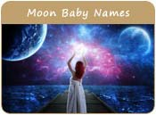 Moon Baby Names