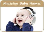 Musician Baby Names
