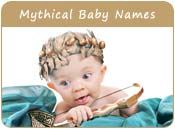 Mythical Baby Names