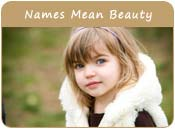 Names Mean Beauty