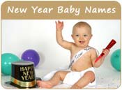 New Year Baby Names