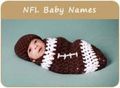 NFL Baby Names