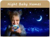Night Baby Names