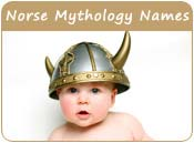 Norse Mythology Baby Names