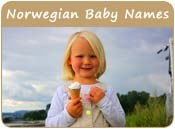 Norwegian Baby Names