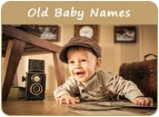 Old Baby Names