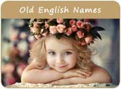 Old English Baby Names