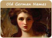 Old German Baby Names