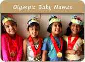 Olympic Baby Names