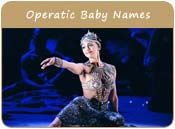Operatic Baby Names