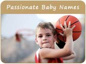Passionate Baby Names