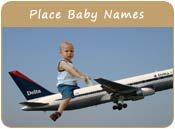 Place Baby Names