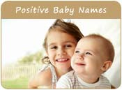 Positive Baby Names