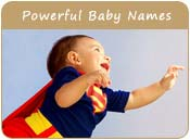 Powerful Baby Names