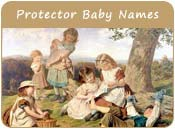 Protector Baby Names