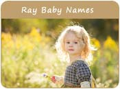 Ray Baby Names