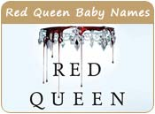 Red Queen Baby Names