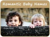 Romantic Baby Names