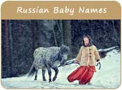 Russian Baby Names