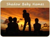 Shadow Baby Names