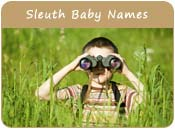 Sleuth Baby Names