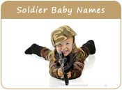 Soldier Baby Names