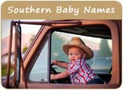 Southern Baby Names