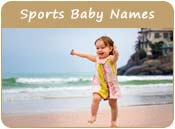 Sports Baby Names