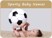 Sporty Baby Names