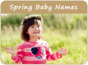 Spring Baby Names