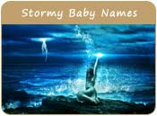 Stormy Baby Names