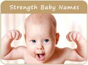 Names Mean Strength