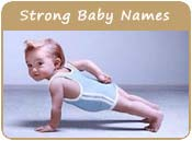 Strong Baby Names
