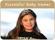 Successful Baby Names
