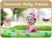 Summer Baby Names