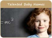 Talented Baby Names