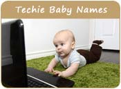 Techie Baby Names