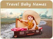 Travel Baby Names