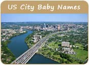 US City Baby Names