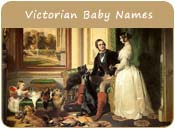 Victorian Baby Names