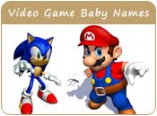 Video Game Baby Names