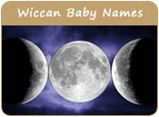 Wiccan Baby Names