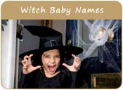 Witch Baby Names